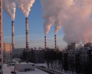 производства портит экологию воздуха