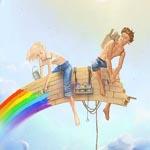 Построй свою радугу
