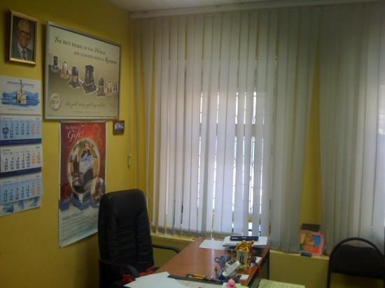 офис, где оживает Радуга(Rainbow)