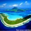 Остров с высоты птичьего полета