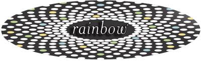 Rainbow 2011 black