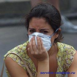 как трудно дышать пылью..